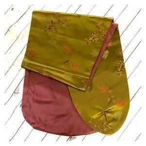 Chinese Silk Wrap